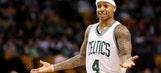 Isaiah Thomas breaks 46-year-old Celtics record, has Larry Bird in his sights