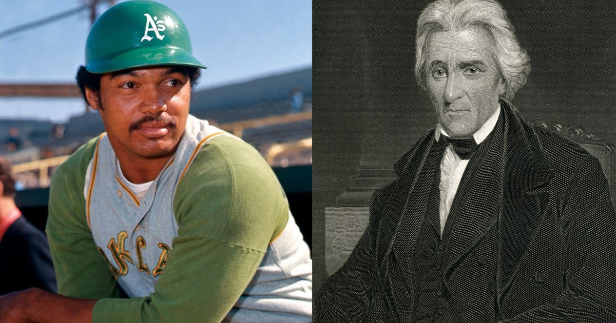 MLB players who share names with U.S. Presidents