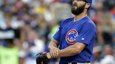 Cubs: How well did the starting pitchers recover?