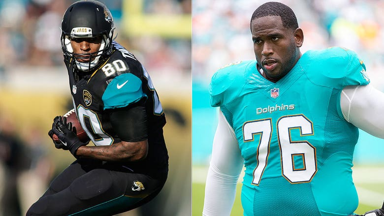 What the Branden Albert-Julius Thomas swap means for Jaguars, Dolphins