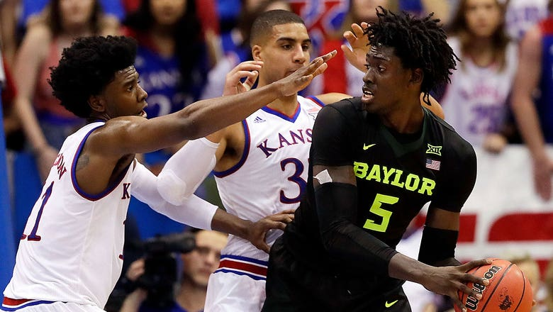 Picks: Kansas-Baylor leads three Top 25 matchups this weekend