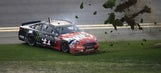 Best photos from thrilling, wreck-filled 59th Daytona 500