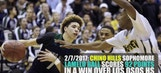 LaMelo Ball and Lisa Leslie… What is it about Feb. 7 and huge point totals?