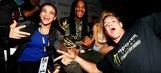 Big-time celebrities take over the Daytona 500
