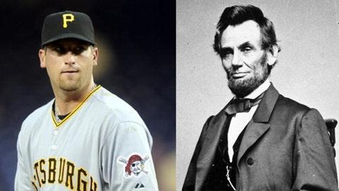 Brad Lincoln / Abraham Lincoln
