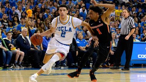 Freshman of the Year: Lonzo Ball, G, UCLA