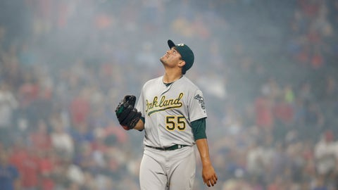Sean Manaea - SP - A's