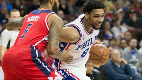 76ers in talks to send Jahlil Okafor to Pelicans, per report