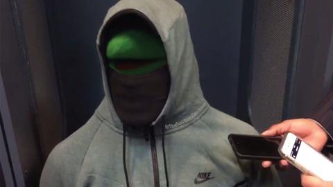 SG: Evil Kermit