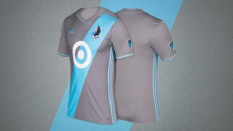 Minnesota United primary kit