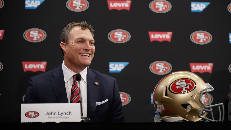 The Unconventional Career Path of 49ers GM John Lynch