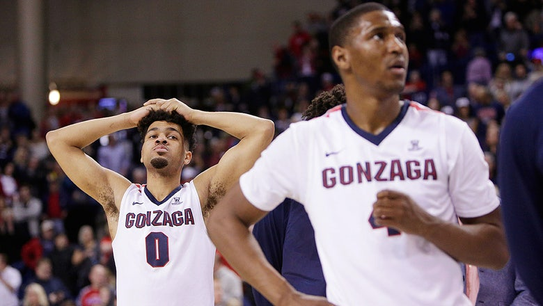 Bracket Watch: How Saturday's wild shakeup, headlined by Gonzaga's loss, impacts field of 68