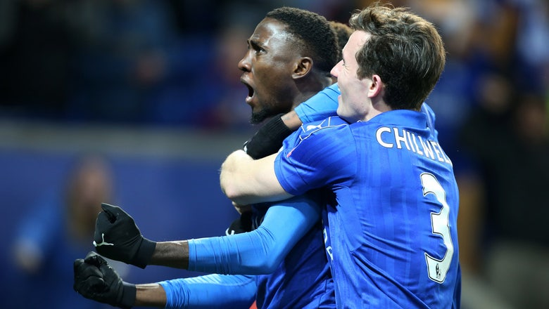 Ndidi's extra-time golazo keeps Leicester alive after FA Cup replay win vs. Derby