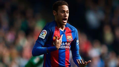 Barcelona — Neymar