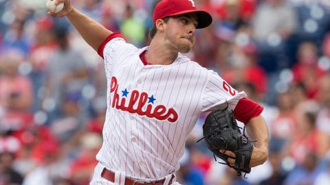 Aaron Nola - SP - Phillies