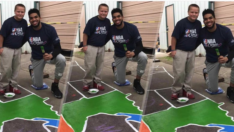 Top Tweets: Karl-Anthony Towns rocks the chalk