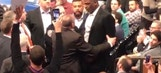 Charles Oakley: 'I don't know why I'm not welcome in the Garden'