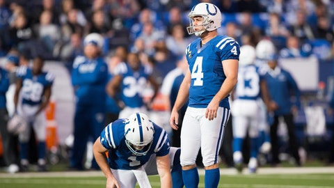 Indianapolis Colts punter Pat McAfee retires to focus on comedy