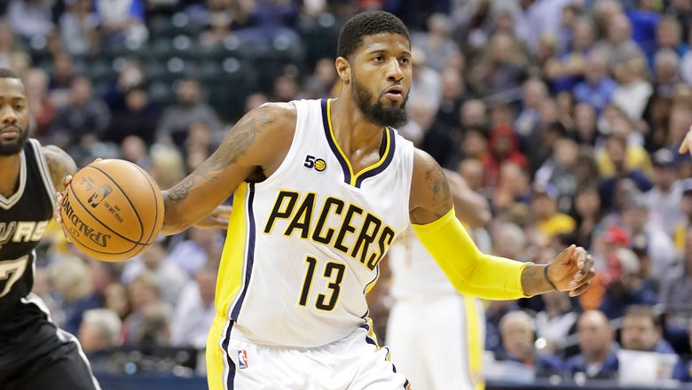 Paul George frustrated Pacers didn't discuss trade rumors with him before deadline