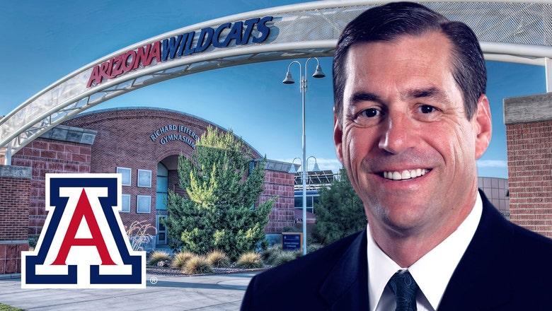 Arizona hires Dave Heeke as new AD