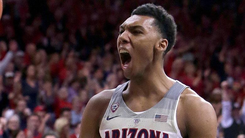 Trier scores season-high 25, No. 4 Wildcats pound USC