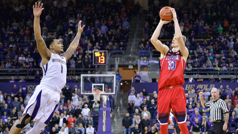 Arizona climbs to No. 4, expects Allen, Ristic back this week