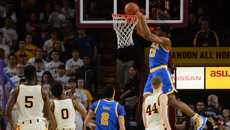 No. 5 UCLA too big for undersized Sun Devils to overcome