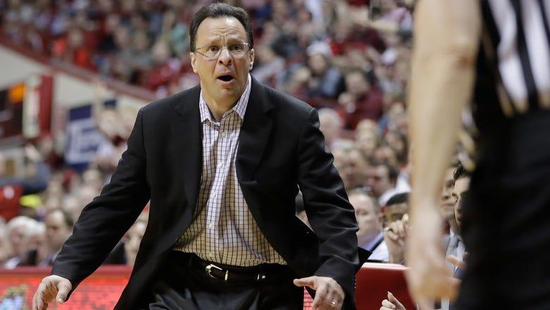 Hoosiers fire coach Tom Crean after nine seasons
