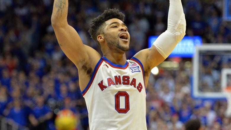 Kansas visits Texas in search of outright Big 12 title