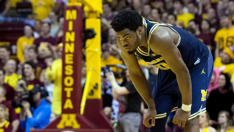 Minnesota outlasts Michigan 83-78 in overtime
