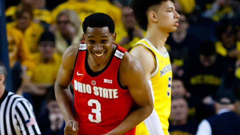 Ohio State outworks Michigan, wins 70-66