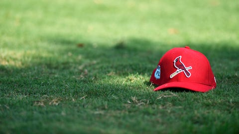 Cardinals spring training cap