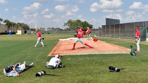 Cardinals pitchers