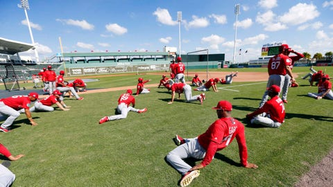 Cardinals stretch