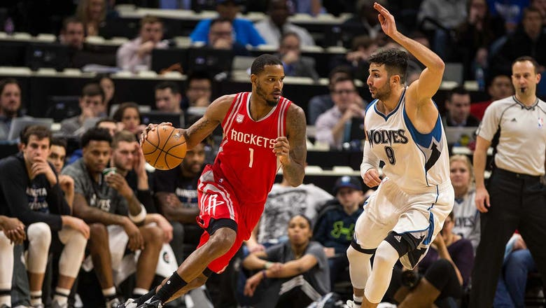 Preview: Wolves at Rockets