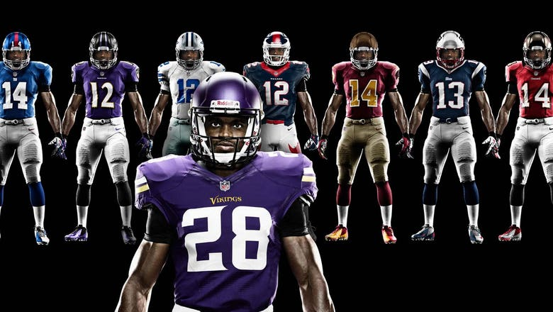 Potential landing spots for Adrian Peterson