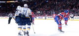 Berglund collects first career hat trick as Blues beat Canadiens 4-2