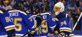 Blues keep rolling, earn 4-3 win over Canucks