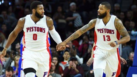 Detroit Pistons (37-45): 0.7 percent