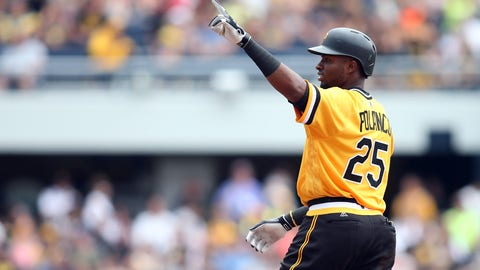 Gregory Polanco - OF - Pirates