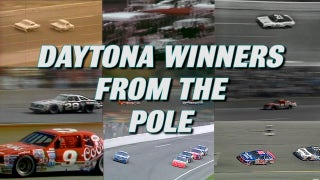 The 9 Daytona 500 Winners From the Pole