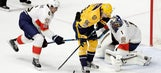 """Predators LIVE To Go: Preds with a """"gross"""" performance in a 7-4 loss to the Florida Panthers"""