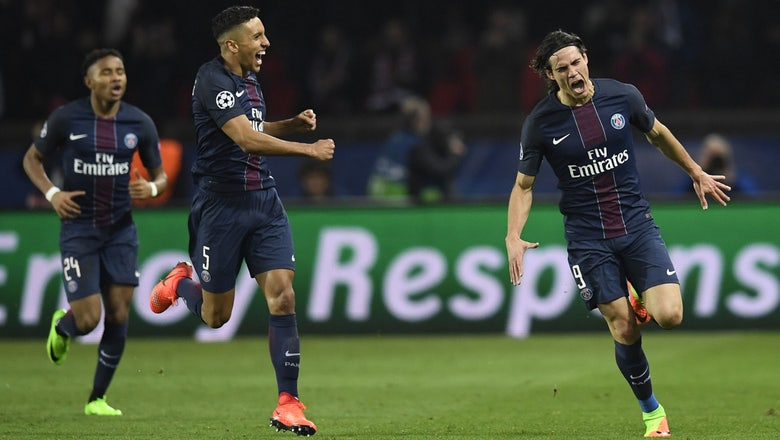 PSG presses Barcelona into submission, Benfica edges Dortmund in Champions League