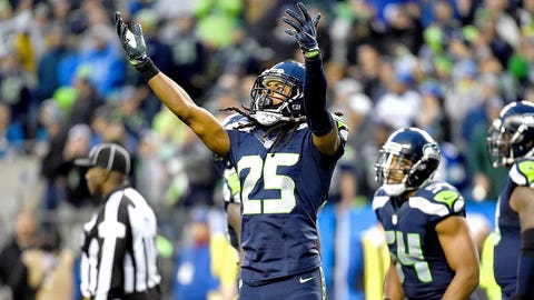 Seahawks are hard to score on with Sherman