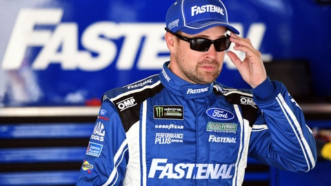Top five for Stenhouse Jr.