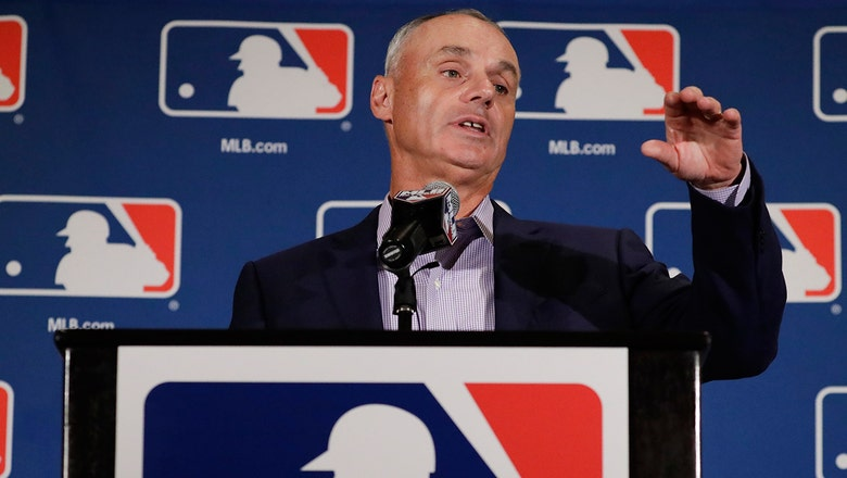 Rob Manfred's stern message: MLB will modernize, no matter what players want
