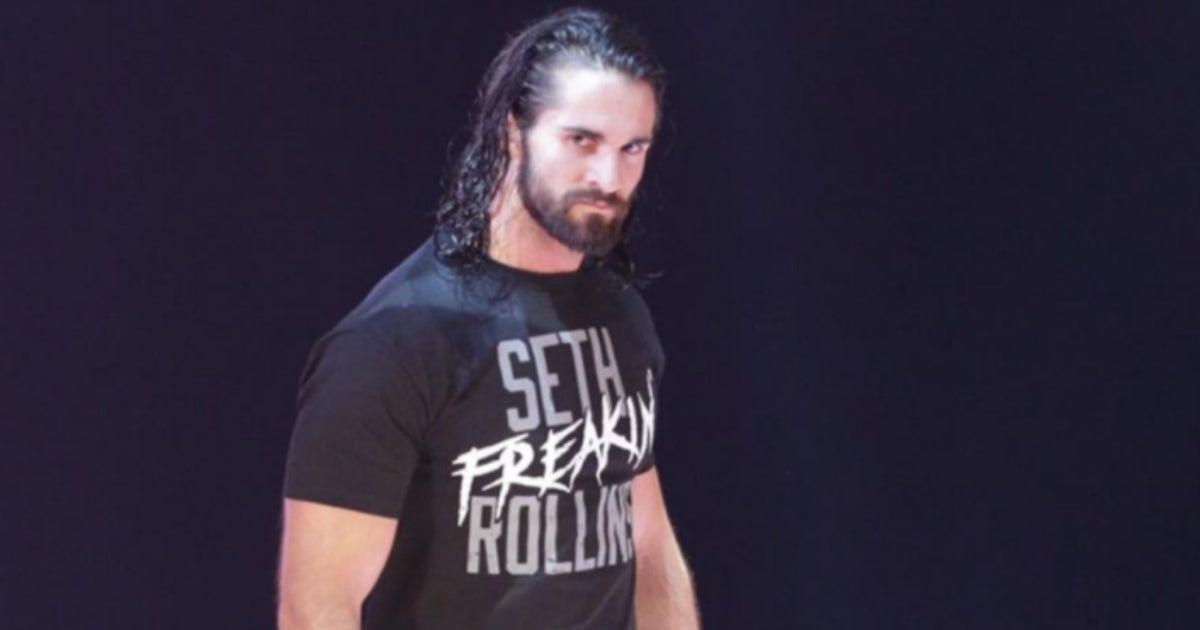 Wwe S Seth Rollins Opens Up On His Knee Injury Fox Sports