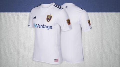 Real Salt Lake secondary kit