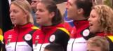 U.S. tennis apologizes after Nazi-era verse sung during German national anthem