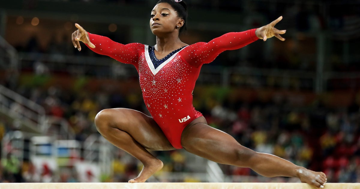 Report Simone Biles Will Appear On Dancing With The Stars